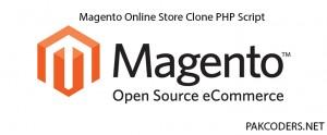 Magento Online Store Clone PHP Script-PAKCODERS